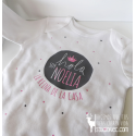 Maletita recién nacido reina