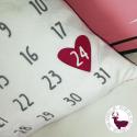 Cojín calendario