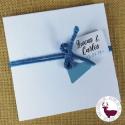 Invitación Cool Azul